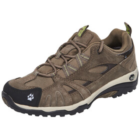 Jack Wolfskin Vojo Hike Texapore Shoes Women parrot green